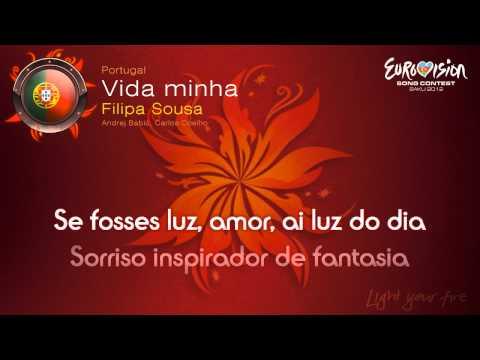 Filipa Sousa - Vida Minha