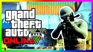 GTA 5 Online - 50GB Space Needed on PS4 & Xbox One for GTA V?! (GTA V Gameplay)