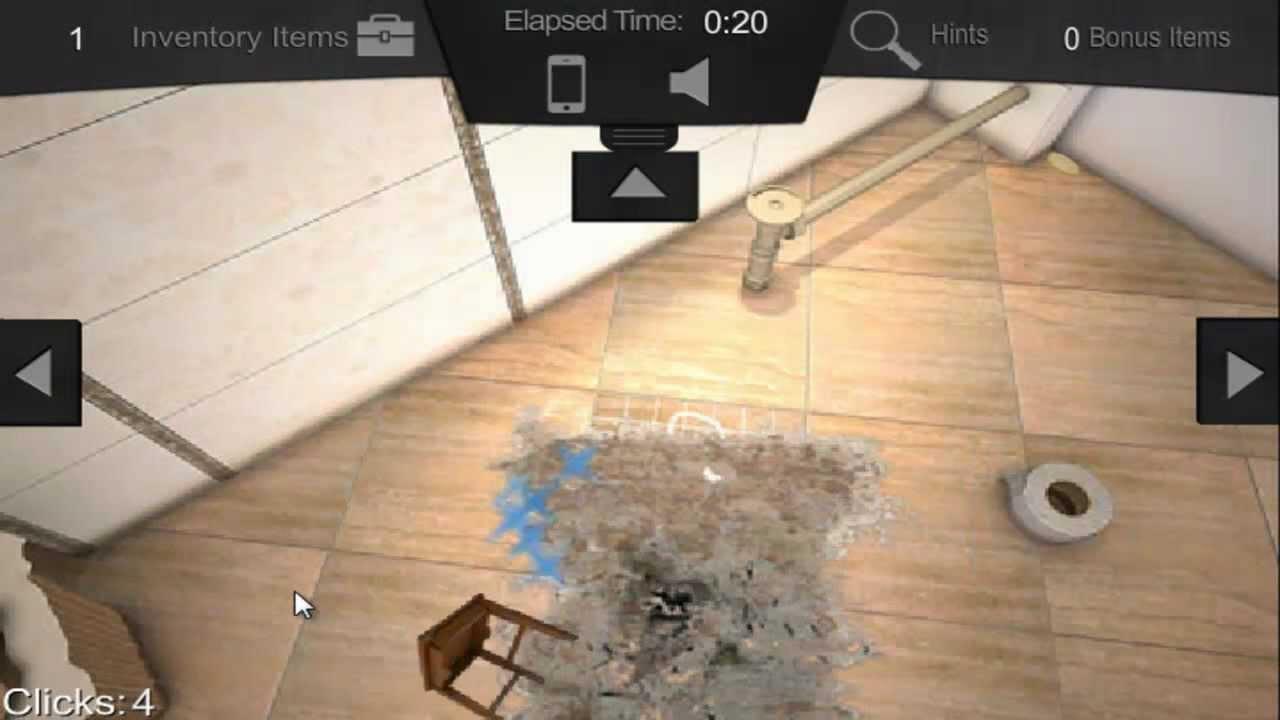 Escape 3d bathroom 4 walkthrough youtube for Escape 3d the bathroom walkthrough