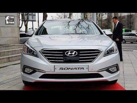 2015 Hyundai Sonata Released ( Lf Sonata   Lf쏘나타 ) video