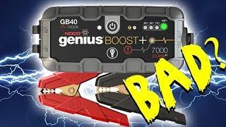 NOCO Genius Boost GB40 - BEST REVIEW 🚘🔧