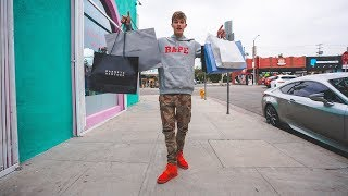 $6000 Shopping at 5 Stores in 1 Hour Challenge!