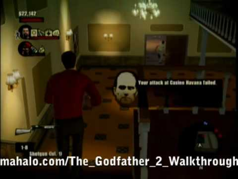 Walkthrough For The Godfather Game