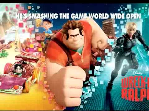 Wreck It Ralph 30secs Eng Radio
