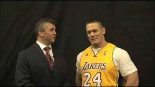 BrockWWE   John Cena And Shane McMahon New Interviewed  By Arman D