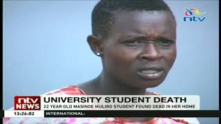 22 year old Masinde Muliro University student dies trying to carry out an abortion