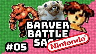 Barver Battle Saga NES Bootleg Part 5 — SUCH ENEMY PROGRESSION — Yahweasel