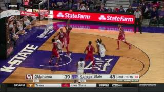 Oklahoma at Kansas State | 2016-17 Big 12 Men
