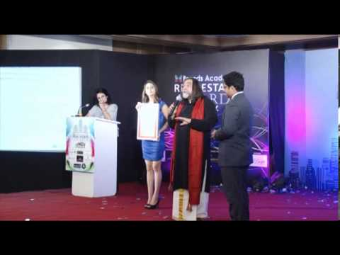 Blackberry Overseas Pvt. Ltd at NDTV PROFIT REAL ESTATE AWARDS 2012