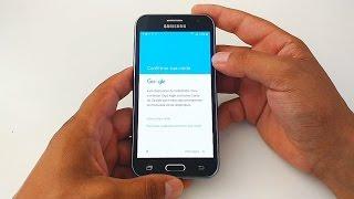 Como desbloquear conta google Samsung Galaxy j2, j5, j7, Gran Prime G531, Atualizar, Restaurar