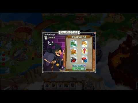 Dragon city black market getting block dragon