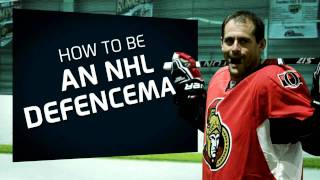How To Be An NHL Defenceman