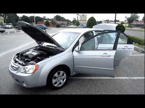 SOLD 2005 Kia Spectra EX 91K Miles Meticulous Motors Inc Florida For Sale