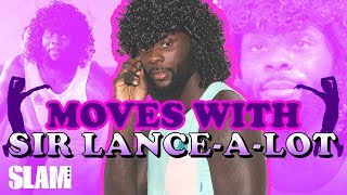 Lance Stephenson HILARIOUS SURPRISE In Zumba Class 🕺🏾 | Moves with Sir Lance-A-Lot