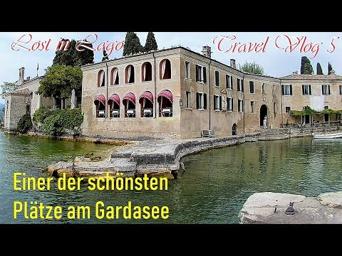 Urlaub Gardasee Italien, Garda, Punta San Vigilio,Lago di Garda,Lake Garda Italy,Travel Vlog 2018 HD