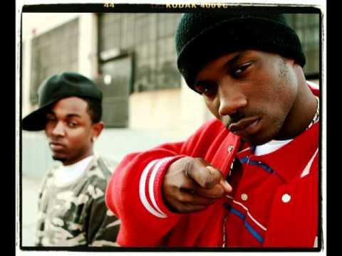 Kendrick Lamar ft Jay Rock - Skateboard Nigga