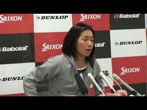クルム伊達公子 13年ぶり日本ランキング1位