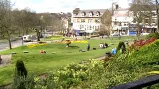 The Sulphur Springs of Harrogate - Yorkshire