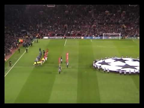 Manchester United v Inter Fc Internazionale - Highlights 2 - 0 Sky Tv - Caressa Inno Champions