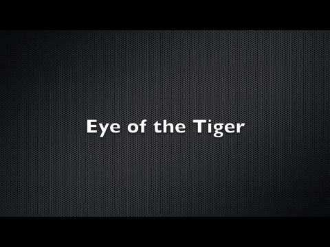 eye of the tiger rocky das musical audio youtube. Black Bedroom Furniture Sets. Home Design Ideas