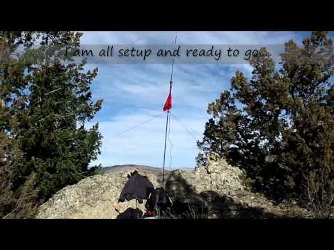 SOTA Activation: W0/FR-198 (Peak 9780) N Colorado (Summits on the Air)