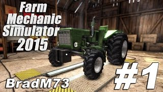 Farm Mechanic Simulator 2015  Episode 1