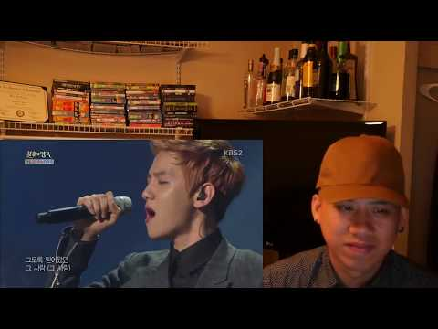 EXO's Chen & Baekhyun - Really I Didn't Know Immortal Song 2 Reaction [The VOCALS!!!]