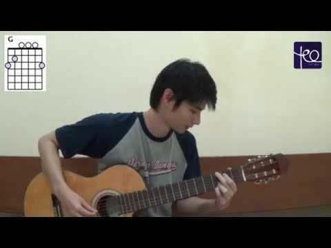 download lagu Akustik Gitar - Belajar Lagu (Sayap Pelindungmu - The Overtunes) gratis