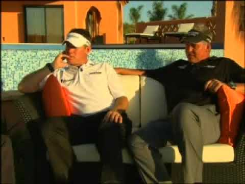 Darren Clarke and Lee Westwood Sky Sports Interview 2009 Video