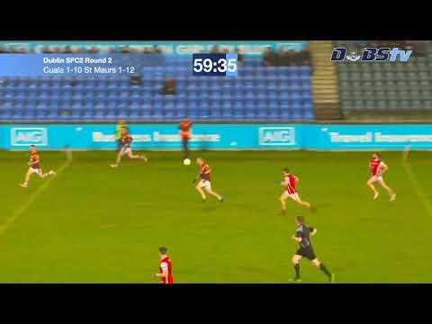 Dublin SFC 2 Round 2 - Cuala v St. Maurs