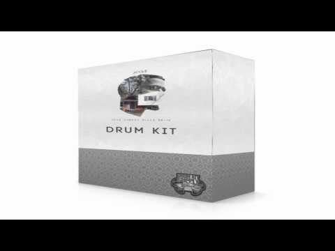 J COLE Hill Forest Drum Kit FREE DOWNLOAD