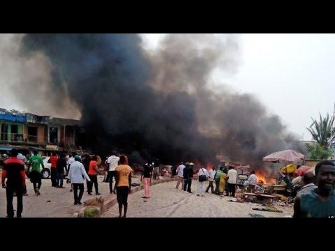 Nigeria blast 'More than 30' dead in Yola explosion