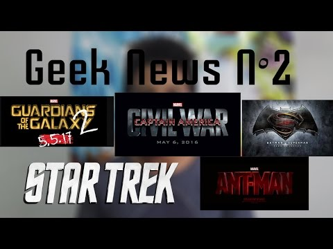 Cinema News #2 | Kung Fu Panda 3, Rogue Cut, Star Trek, entre otros!