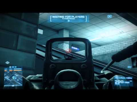 7° Guia de Battlefield 3 - Dicas do mapa Operation Metro