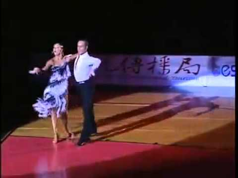 Franco Formica & Oxana Lebedew - Samba 2011 video