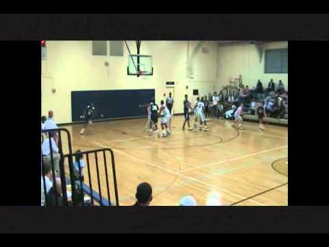 Nick Guidry #5 Holy Cross High School-New Orleans 2009