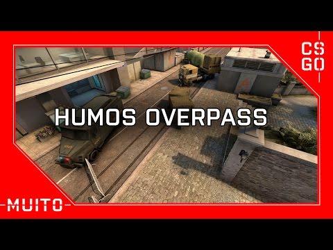 Humos Overpass A | CS:GO | Muit0