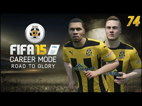 FIFA 15 | Career Mode RTG Ep74 - EDEN HAZARD IS INCREDIBLE + TRANSFER DEADLINE DAY!!