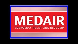 News Bangla: Computer crisis update-medair distributed hygiene kits and shelter