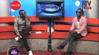 Dan Flavour vs. Bread Kenneth Live On NTVTheBeat