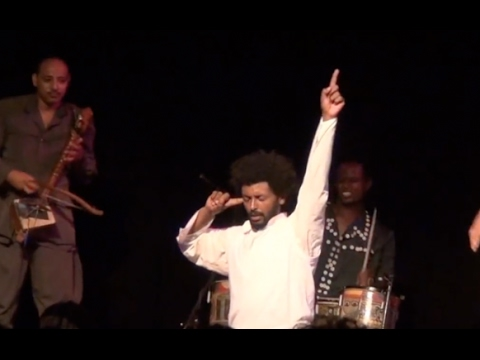 King of Ethiopian Traditional Amharic Dance - Eskista