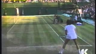 Gabriela Sabatini v Natasha Zvereva Wimbledon 1990 pt3