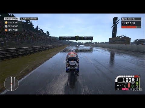 MotoGP 19 - Mick Doohan's Last Quick Lap (Historical Challenges) - Mick Doohan Gameplay HD