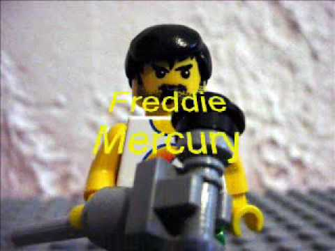 We Will Rock You (in Lego!!!!)