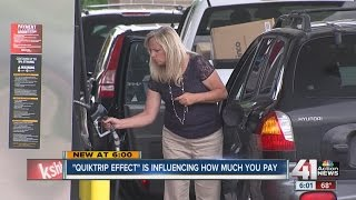 'QuikTrip effect' is influencing how much you pay