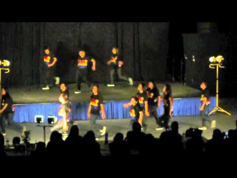 Barkada Show 2011 ~Bishop Amat High School~ Modern 2 with Solos