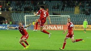 Serbia VS Armenia 04.09.15 UEFA Euro 2016 Qualifier
