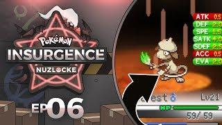 Insane Smeargle Battle  Pokemon Insurgence Nuzlocke Let 39 S Play  Episode 06