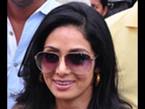 Sridevi back to Acting