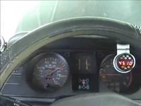 Mitsubishi Montero Turbo Top Speed At Full Boost